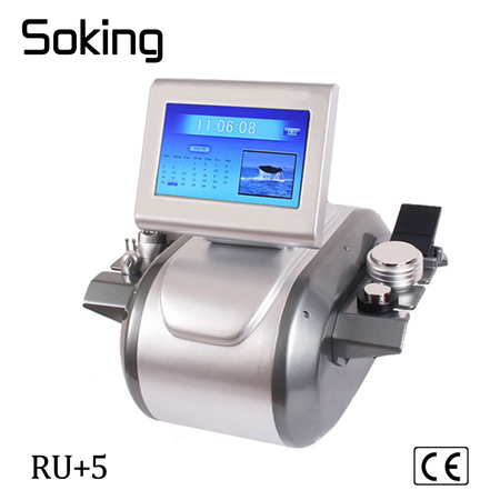 5 in 1 Ultrasonic Cavitation with Vacuum RF